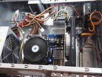 4х яденник на GTX 1050/RX560 4Gb (рассрочка )
