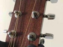 Акустическая гитара Fender CF-60