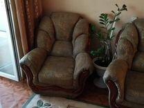 Диван и кресла — Мебель и интерьер в Омске
