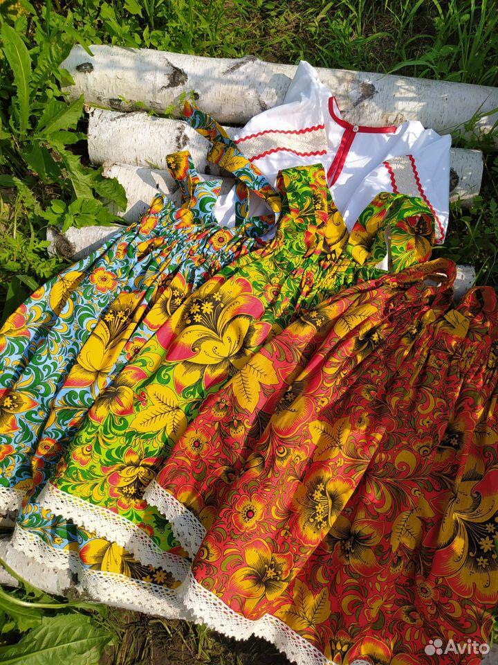 Костюм на праздник осени, русский народный,матрешк