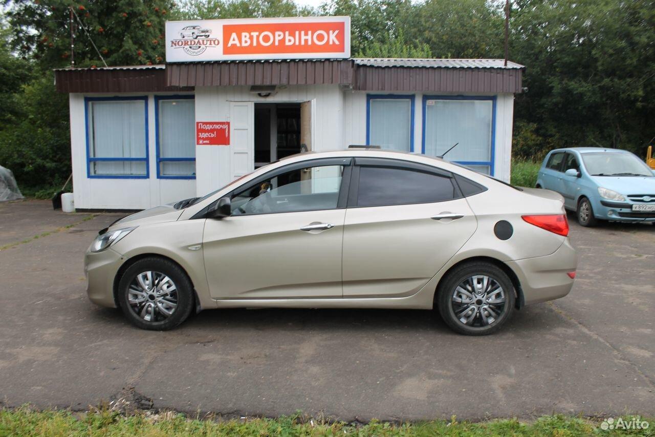 Hyundai Solaris, 2011  89523074499 купить 3