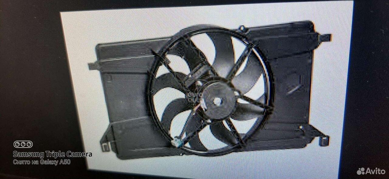 Продам вентилятор охлаждения  89501111345 купить 1
