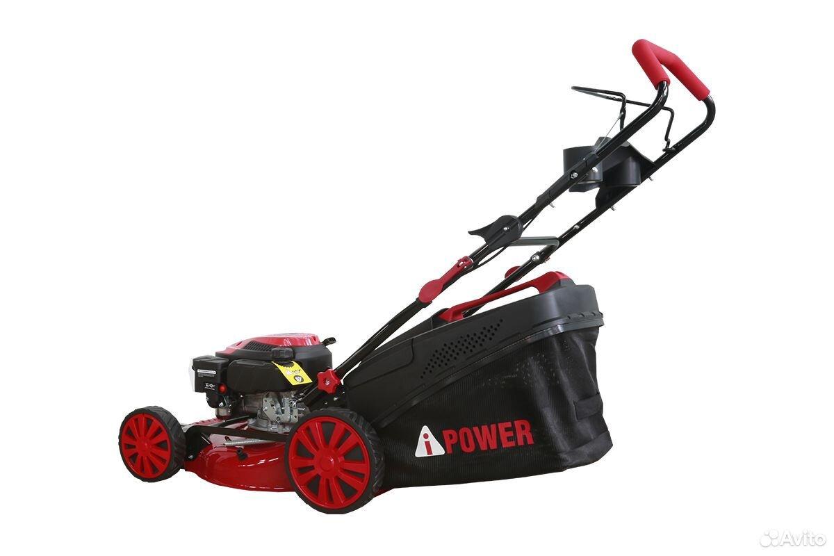 Бензиновая газонокосилка A-iPower ALM46P  88632602750 купить 1