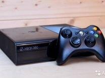 Лицензионный Xbox360+топ игры в комплекте