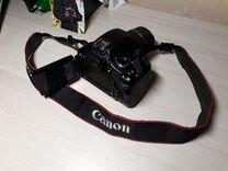 Фотоаппарат Canon 600d с объективом EF-S 18-55 мм