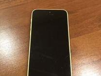 iPhone 5с 16 гб