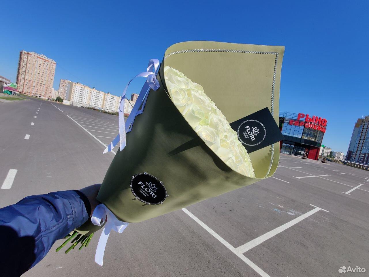 Розы Липецк букет махито  89997501234 купить 3