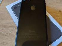 iPhone 7 32gb black идеальное состояние