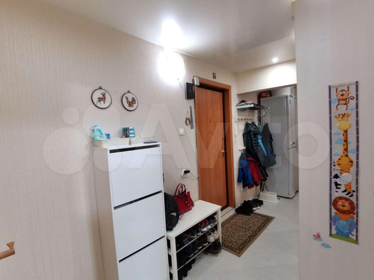 2-к квартира, 51.1 м², 7/9 эт.  89630210533 купить 1