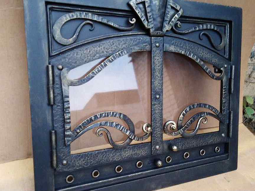 также эксклюзивные дверцы на печку фото прошедшие снежные