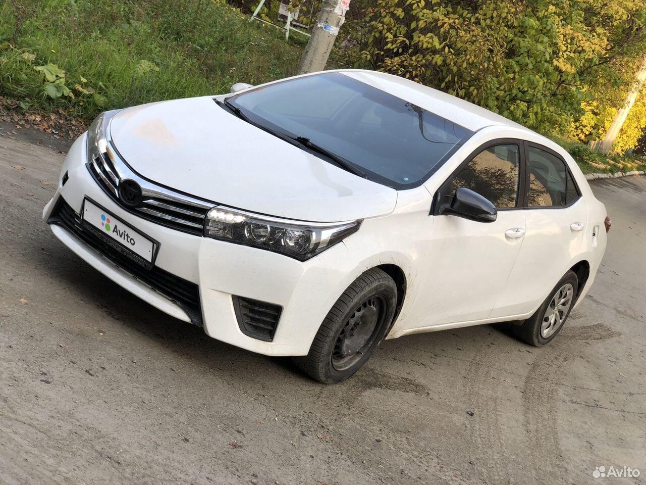 Toyota Corolla, 2013  89584797087 купить 9