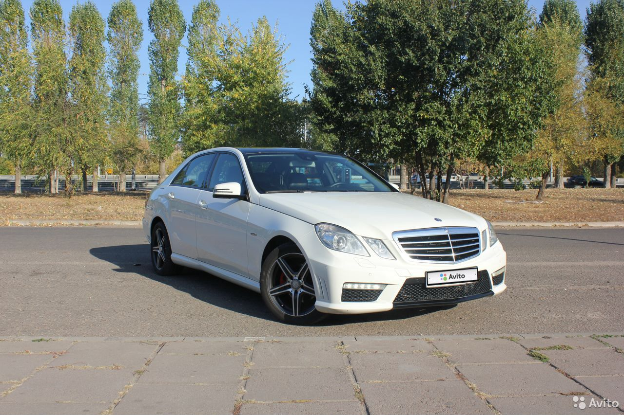 Mercedes-Benz E-класс, 2011  89107494011 купить 2