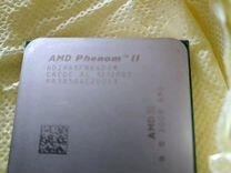 Процессор Phenom x4 965BE