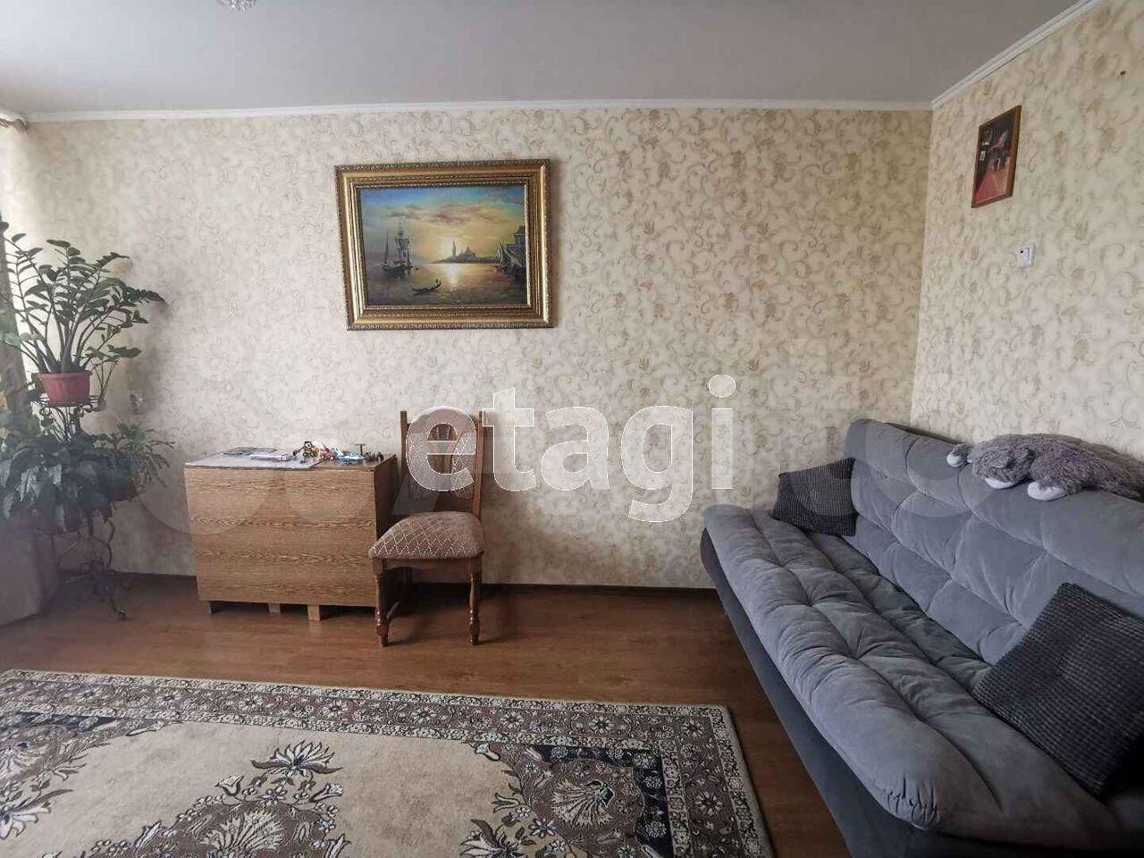 3-room apartment, 61 m2, 4/9 FL.  89610020640 buy 7