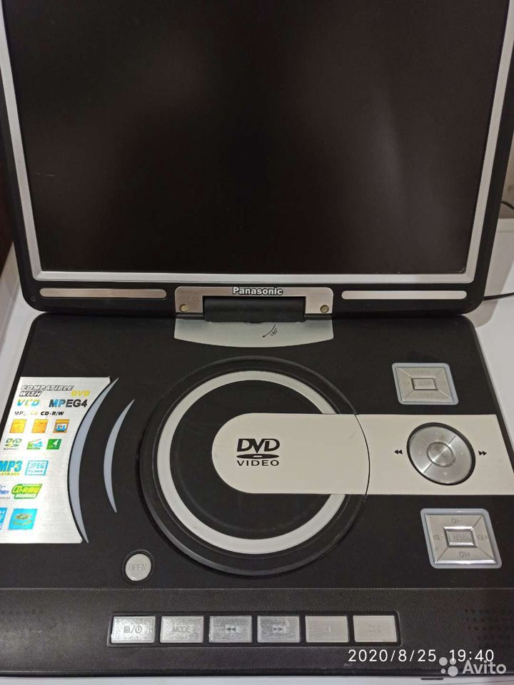 Портативный видеопроигрыватель  89094280406 купить 1