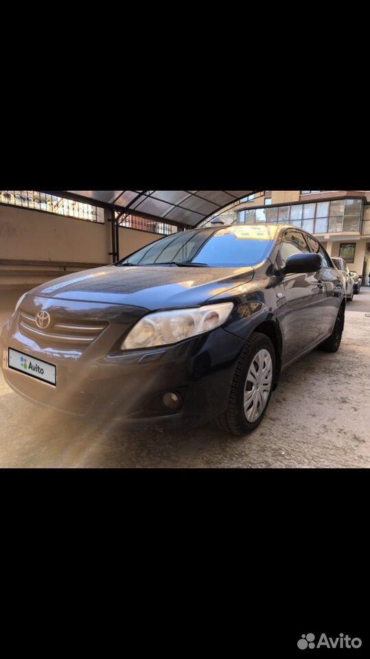 Toyota Corolla, 2008  89285162697 купить 1