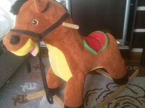 Качалка лошадь