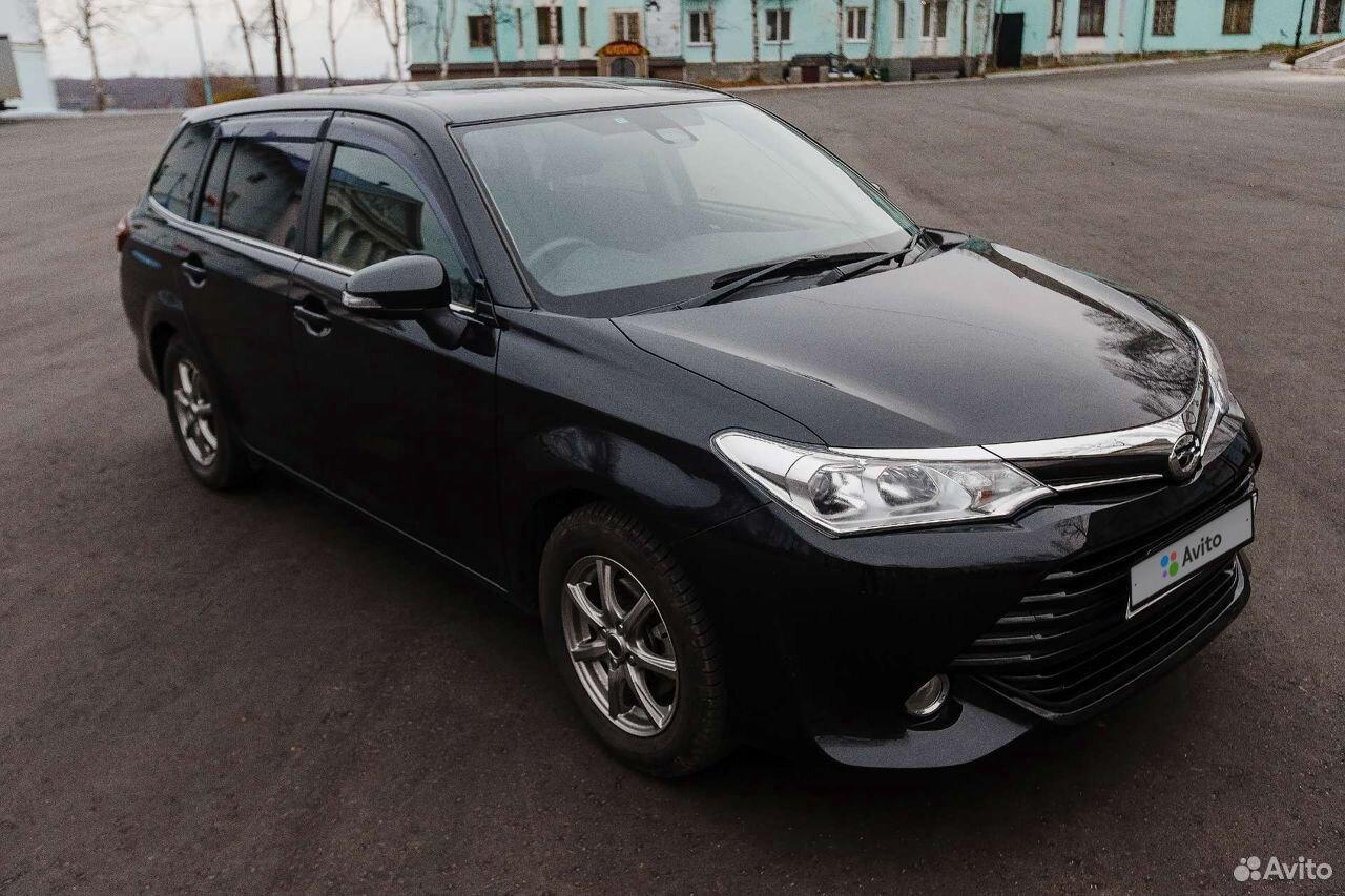Toyota Corolla Fielder, 2015  89842800704 купить 6