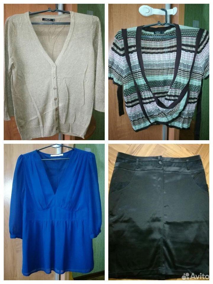 Пакет одежды 46-48 размер  89106881219 купить 8