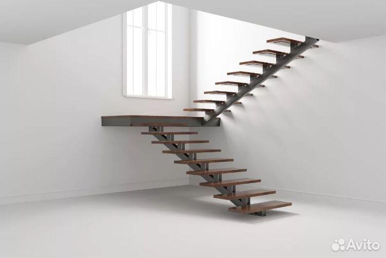 Однокосоурная лестница