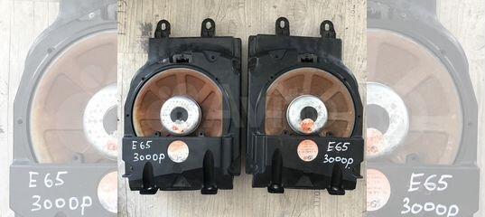 Сабвуфер Bmw E65 Logic 7 купить в Краснодарском крае с доставкой   Запчасти   Авито