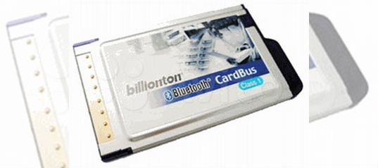 BILLIONTON BLUETOOTH CARDBUS DRIVER DOWNLOAD