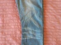 Джинсы Levis 512, синие, из Англии