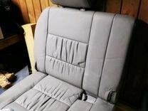 3 ряд сидений ланд крузер 100