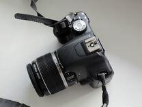 Фотоаппарат canon 500D Kit 18-55