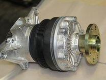 Гидромуфта-Привод вентилятора-ямз