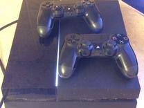 Sony PS4 2 гейпада