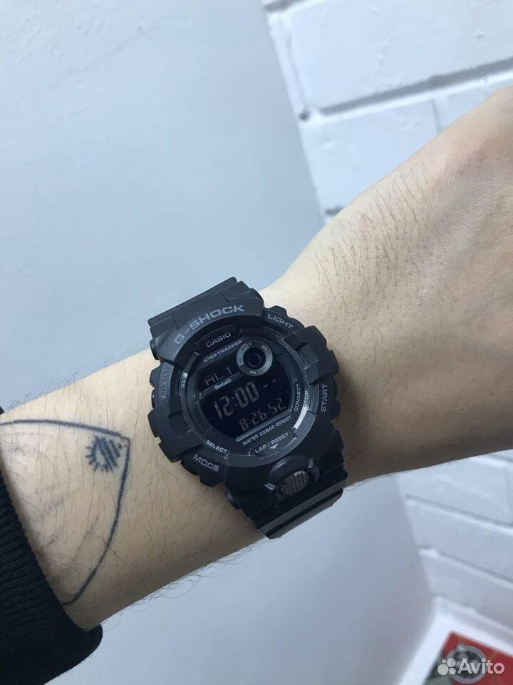 Casio G-Shock GBA-800-3A  89144300010 купить 2