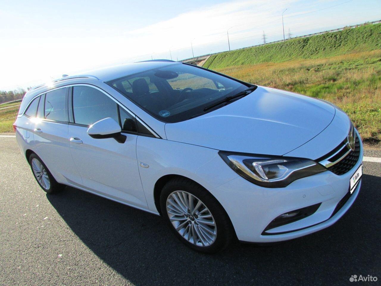 Opel Astra, 2017  89611352604 купить 7
