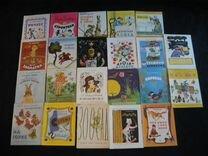 Детские книжки-малышки 60-80-х гг
